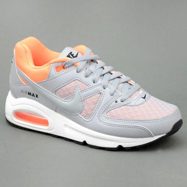 Nike NIKE WMNS AIR MAX COMMAND Grigio Chiaro mod. 397690-065 in vendita su www.grandinettisport.com Prezzo € 129,00