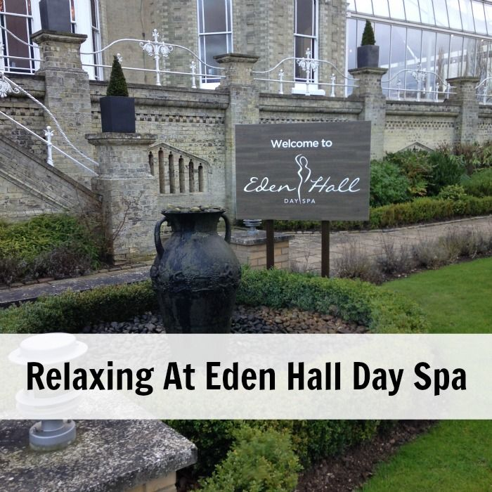 Relaxing At Eden Hall Day Spa