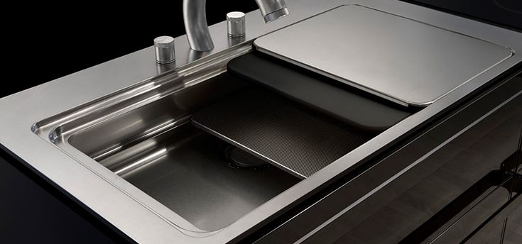 トーヨーキッチンスタイル - システムキッチン 3Dシンク