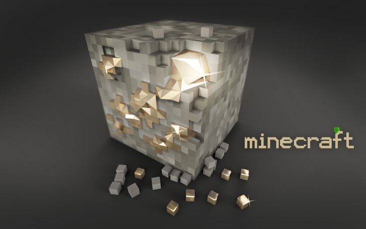 Fond d'écran hd : minecraft