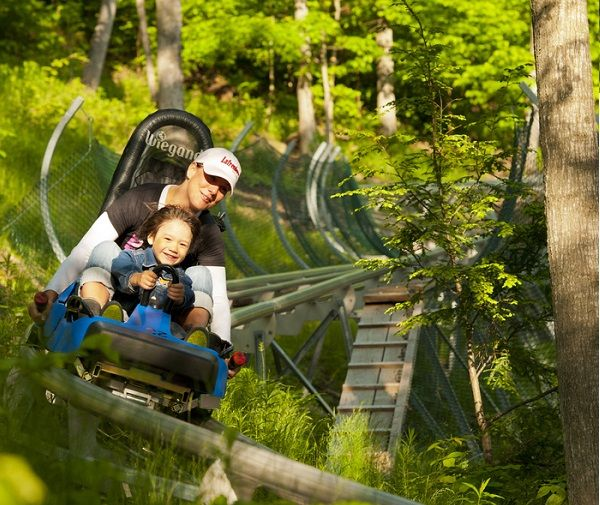 Summer at Blue Mountain Resort in Collingwood, Ontario ~ Looks like fun for adults and kids!!