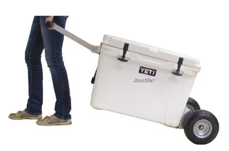 Amazon.com: YETI Cooler All Terrain Wheel System - The Rambler X1: Sports  Outdoors