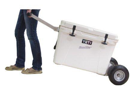 Amazon.com: YETI Cooler All Terrain Wheel System - The Rambler X1: Sports & Outdoors