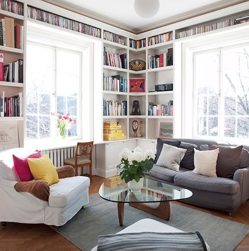 Must have a library