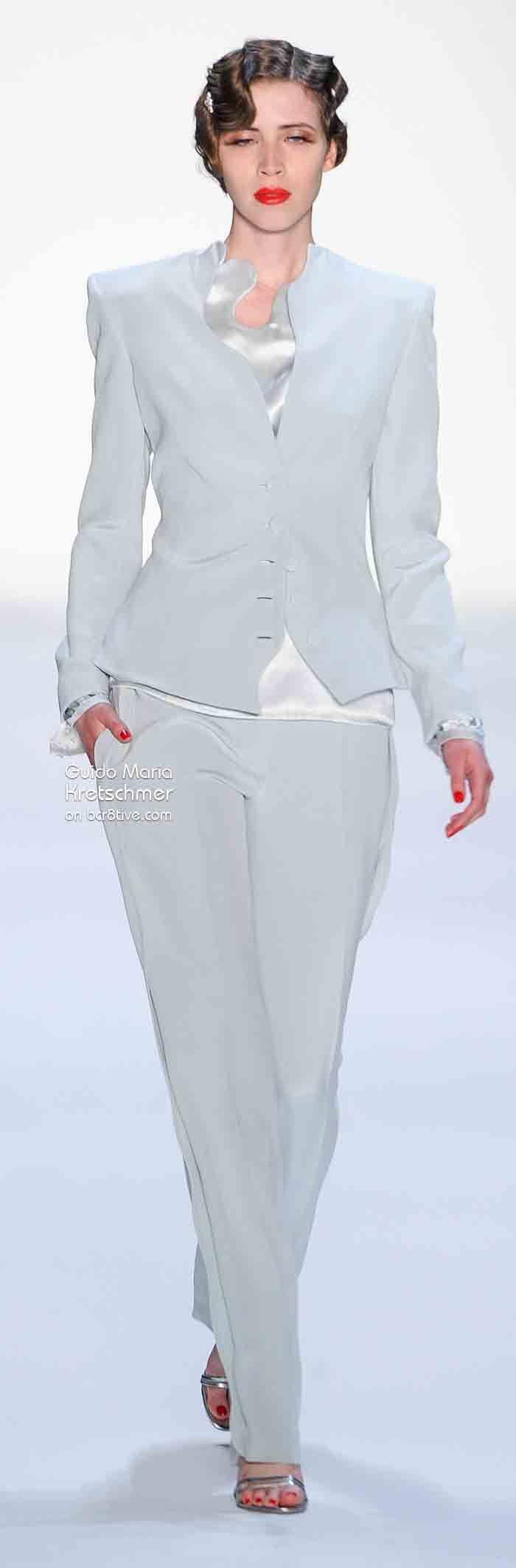 Guido Maria Kretschmer Spring 2014 - Berlin Fashion Week