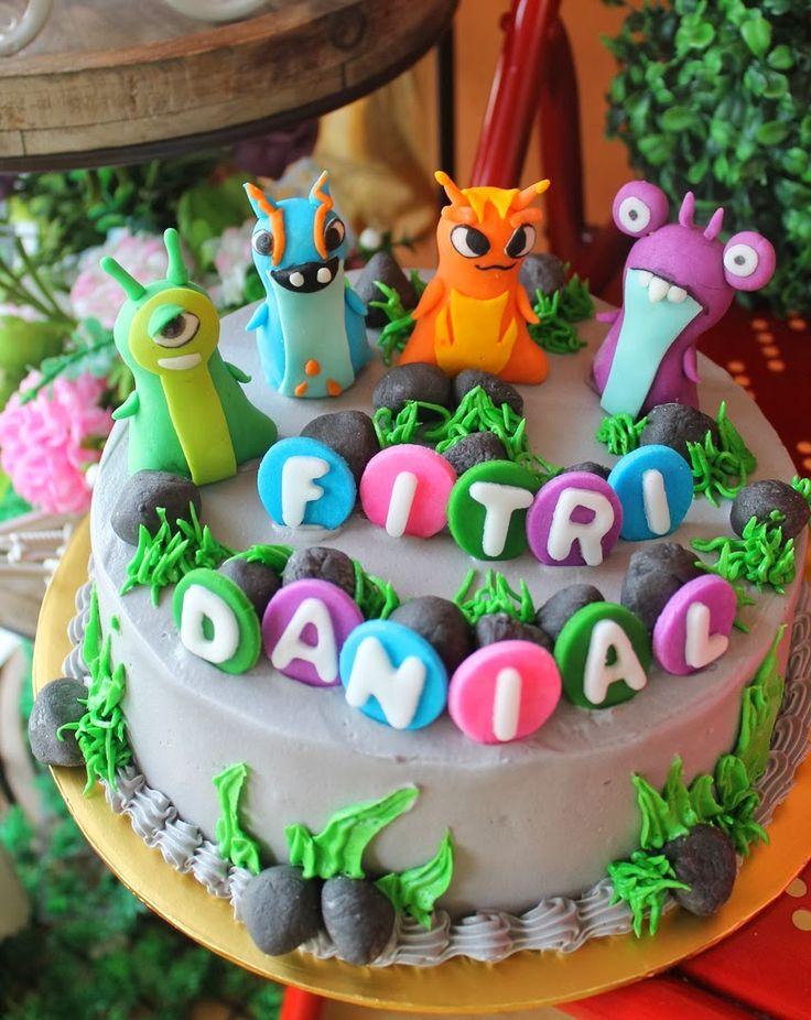 cake slugterra pinterest - Buscar con Google