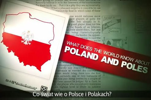 Social campaign: From Poland with Love for Great Britian.