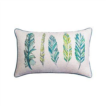 Kas Feathers Cushion
