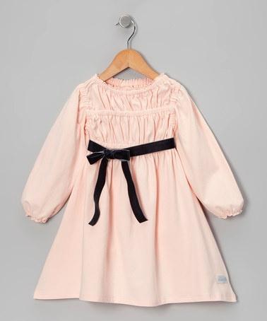 Pink Stella Dress - Toddler & Girls by Addie & Ella on #zulily today!