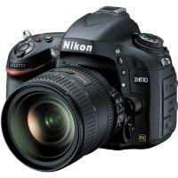 Nikon D610 DSLR Camera with 24-85mm VR Lens