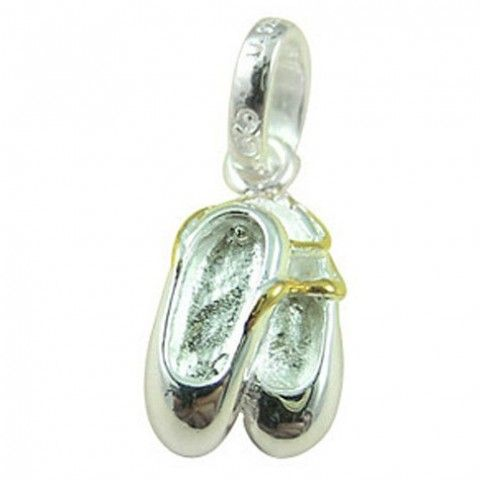 Links of London Charm Ballet Shoes