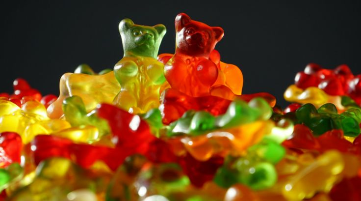Top Brands Of CBD Gummies And Edibles - | Gummy bears ...