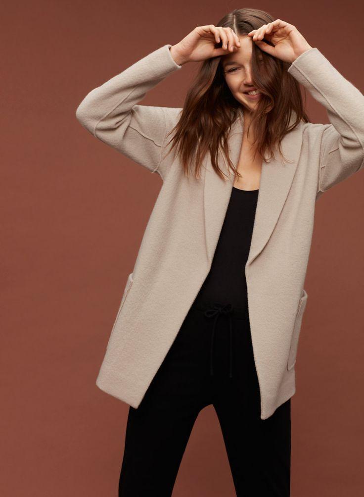 Aritzia The Group New Minimalist Clothing Line