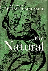 The Natural is a 1952 novel about baseball written by Bernard Malamud. The book follows Roy Hobbs, a baseball prodigy whose career is sidetracked when he is shot by a woman whose motivation remains mysterious. - Wikipedia #sportsnovels