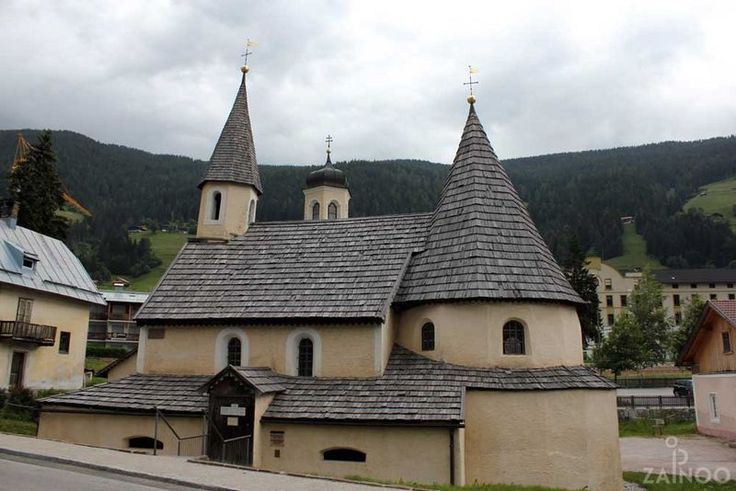 Innichen - beuatiful city in the upper Puster Valley
