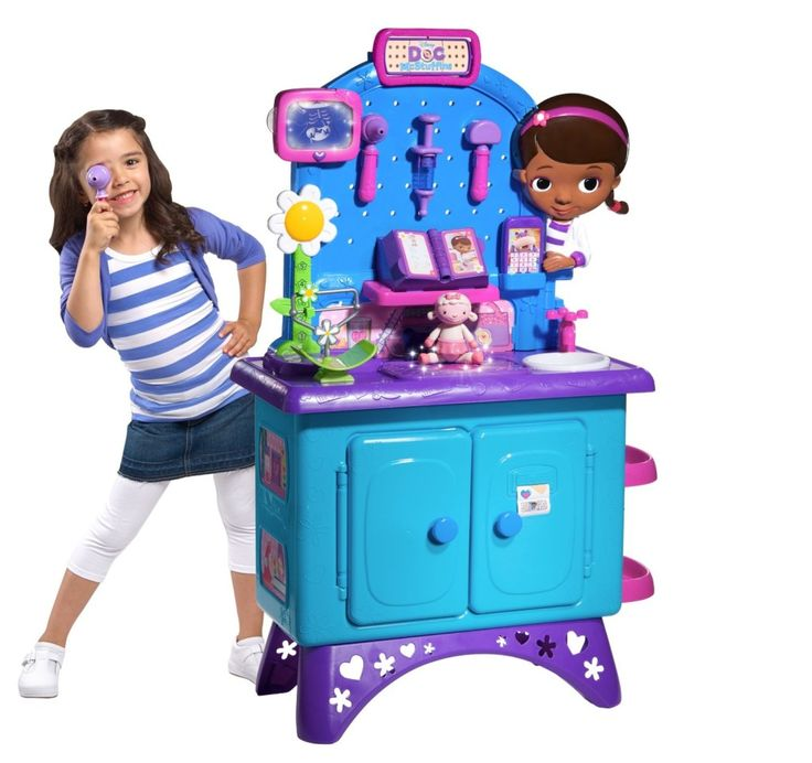 Doc Mcstuffins check up center giveaway Ends 12/6/13