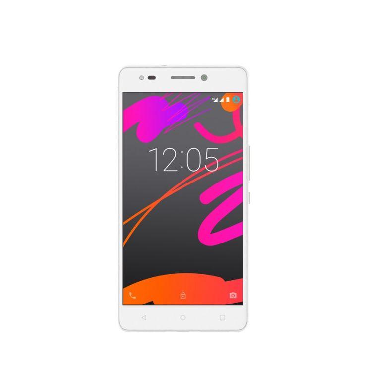 El M5.5 incluye la tecnología de sonido Dolby Atmos, viene con Android Lollipop y es Dual SIM 4G