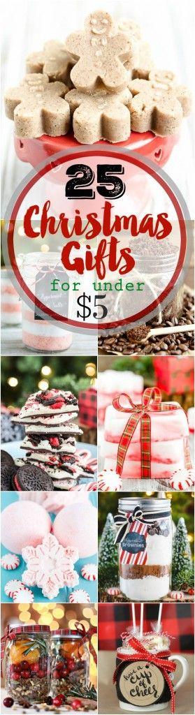 25 Handmade Christmas Gifts Under $5 - A Pumpkin And A Princess