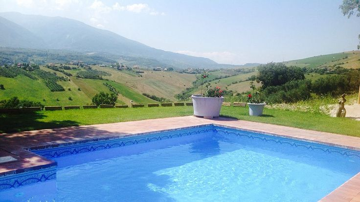 Villa di Stelle , (Casoli) - Self-catering villa with Tennis in Casoli , sleeps 10 | HomeAway