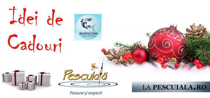 Cadouri pentru copii si parinti la Pescuiala.ro. Produse deosebite pentru un sfarsit de an nemaipomenit. Fir intins la Pescuiala. http://www.pescuiala.ro/diverse-promotionale/cadouri/