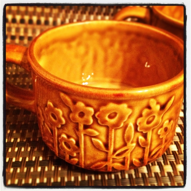Crown Lynn - Titian soup cup