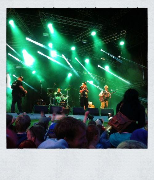 Pertti Kurikan Nimipäivät - Ruisrock 2013