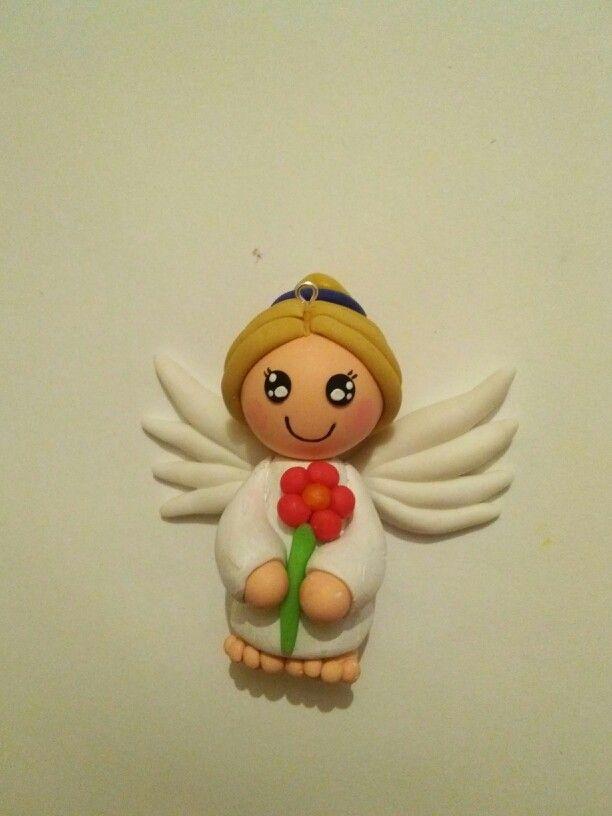 Angelita porcelana