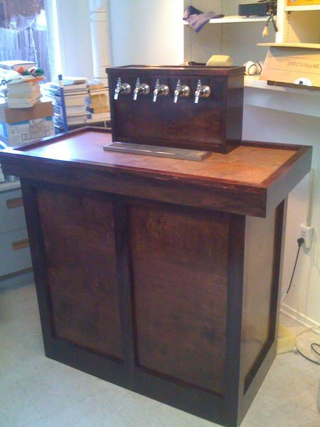 building a coffin and trying not to lose my cool home basement barsbasement ideasbeer - Home Brewery Plans Designs