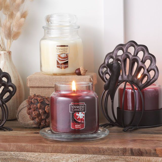 We are doing a Yankee Candle sale. You can click on the picture above to support me. We are group 999965024 and I am seller JAY41.