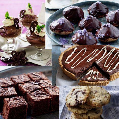 En chokoladelækker jul: 5 søde opskrifter - Hendes Verden