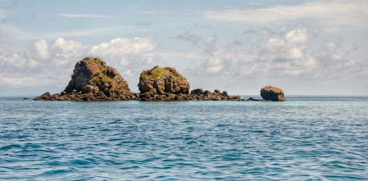 Schnorcheln auf dem Weg nach Isla de Coiba