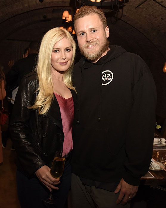 Heidi Montag and Spencer Pratt are expecting their first baby together
