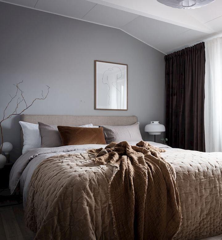 Beautiful Home With Carefully Selected Details Schlafzimmer Inneneinrichtung Und Einrichtung