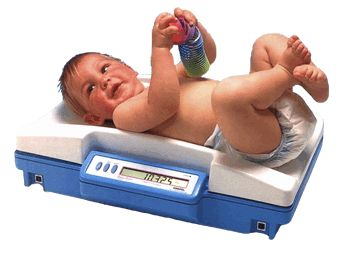 Kern MBB Infant Scale