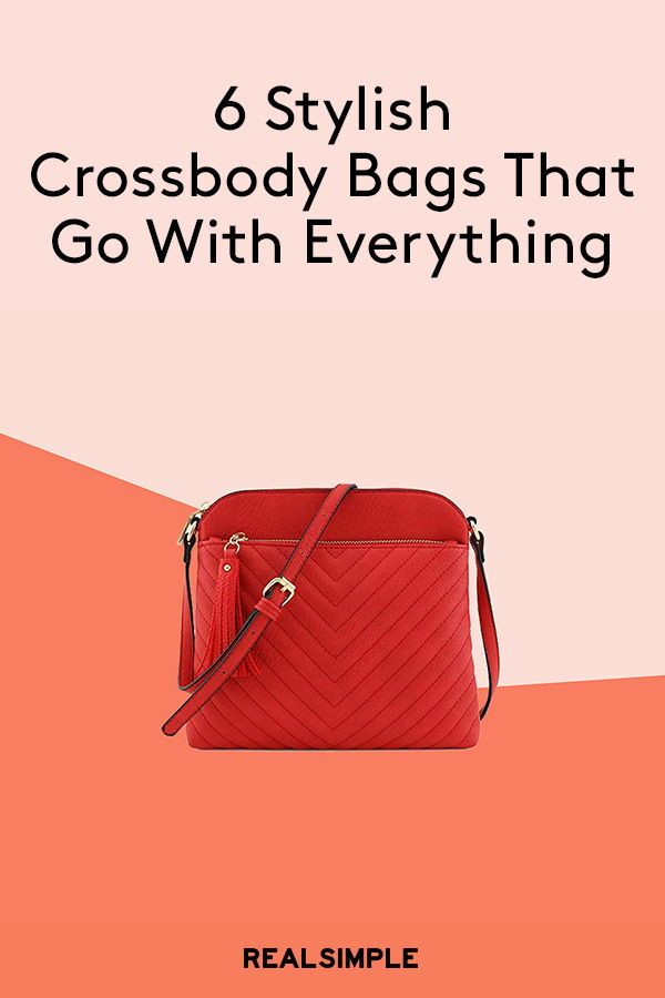 9882eabf1b3c 6 Stylish Crossbody Bags That Go With Absolutely Everything | If you don't  already have a crossbody bag in your accessories arsenal, then it's time to  treat ...