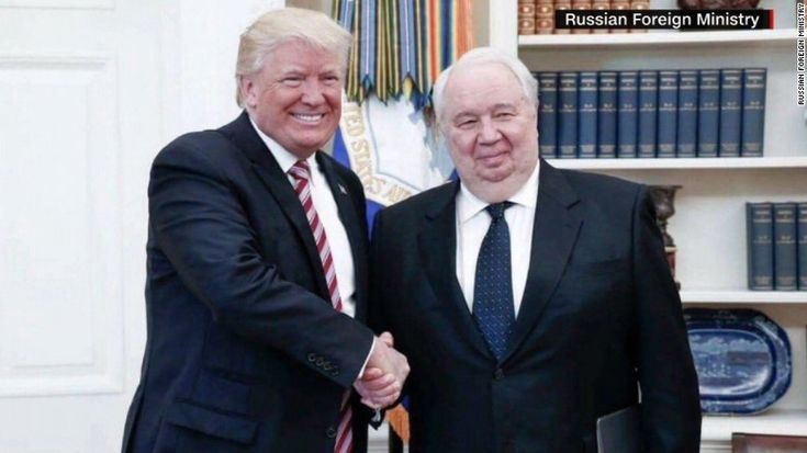 The White House did not anticipate that the Russian government would allow its state news agency to post photographs of an Oval Office meeting between President Donald Trump, Russian Foreign Minister Sergey Lavrov and Russia's ambassador to the US, a White House official said.