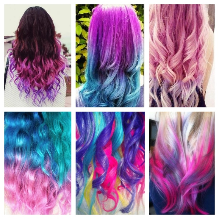 10 best Hair images on Pinterest | Colourful hair, Hair color and ...