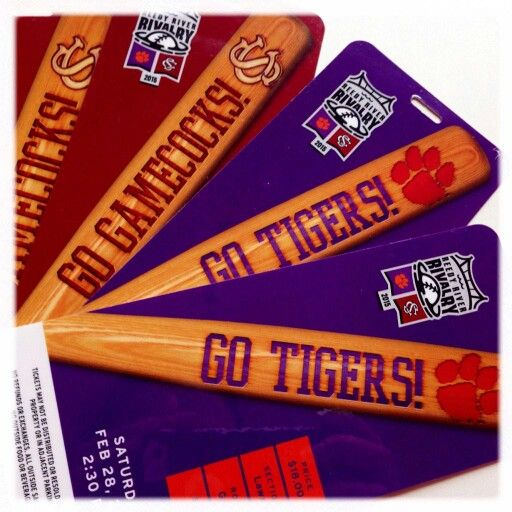 Clemson  Football Tickets