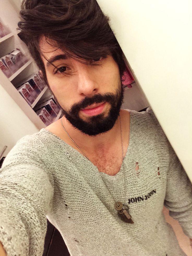 beard and