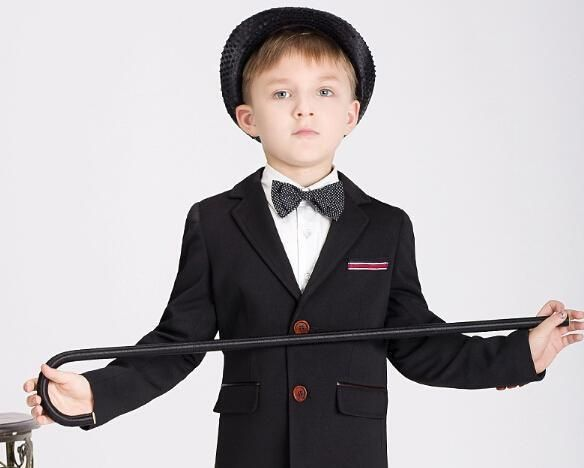 Formal Gown 2015 Little Boys Suits Fashion Loveliness Small Boy Suit Children'S Casual Wedding Party Suit Children Costumes Dress Jacket+Pants+Tie N4 Kids Wear Wholesale From Llyanqing666, $73.3| Dhgate.Com