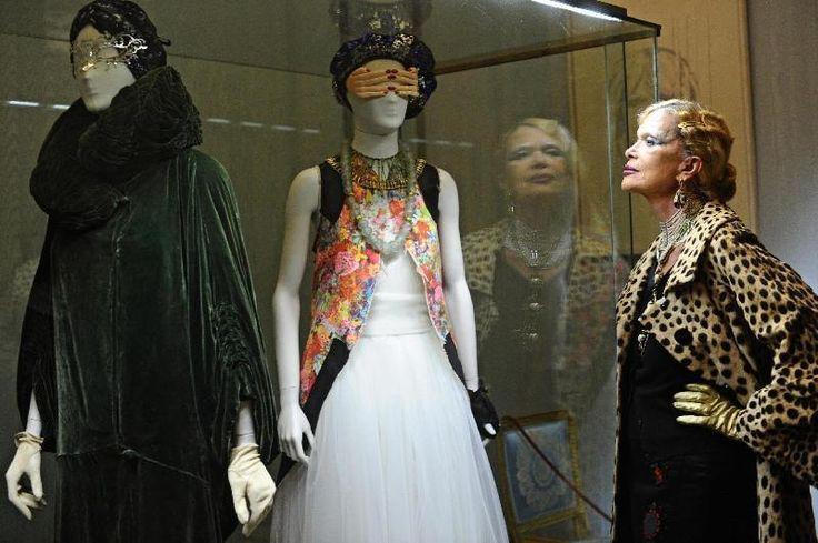 Olasz divatikonok a 20. századból – Donne protagoniste del Novecento