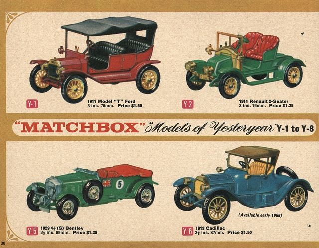 89 Best Lesney Toy Matchbox Images On Pinterest Cars Toys And