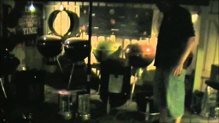 Mad Chefs BBQ - Afsnit 5: 32 kg Pulled Pork på WSM 47 cm