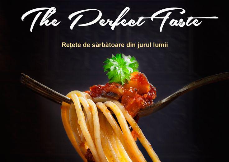 The Perfect Taste - rețete de sărbătoare din jurul lumii: http://www.ioanabudeanu.com/2014/12/the-perfect-taste-retete-de-sarbatoare-din-jurul-lumii.html
