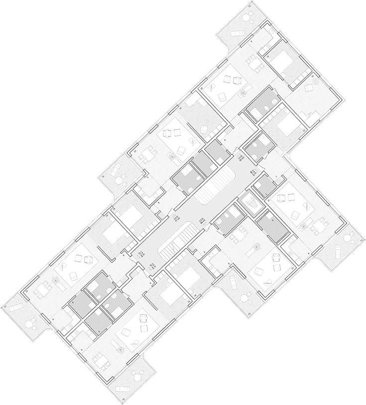 Wohnüberbauung Kastellweg | raumfindung architekten