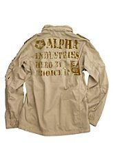 ALPHA INDUSTRIES Jacke »Arlington«