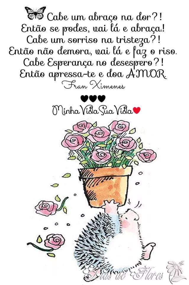 """""""Deve-se doar com a alma livre, simples, apenas por amor, espontaneamente! Martinho Lutero"""".!..."""