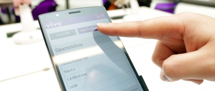 Smart, digital, electronic price tags delivered to the smartphone