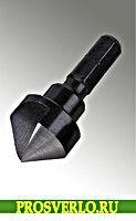 Зенкер для работы по дереву, пластмассе,цветным металлам, ø 10 мм  #оснастка #стройка #сверла #буры #фрезы #коронки #диски #диски #по бетону #по металлу #заказ #по дереву #по мрамору #Black&Decker #эксклюзив #Hawera #Россия #Wolfcraft #подарок #Bosch #prosverlo.ru
