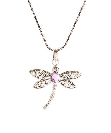 The Needed Necklace Dragonfly Ring
